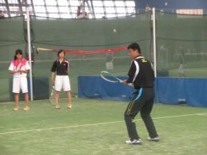 小林孝司選手